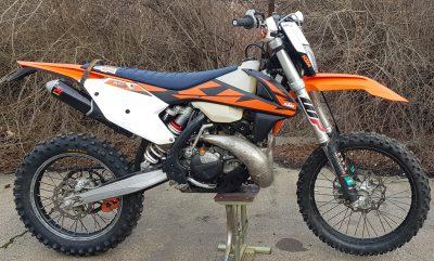 KTM EXC 300 TPI